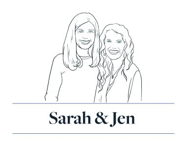 Sarah and Jen's  Homes